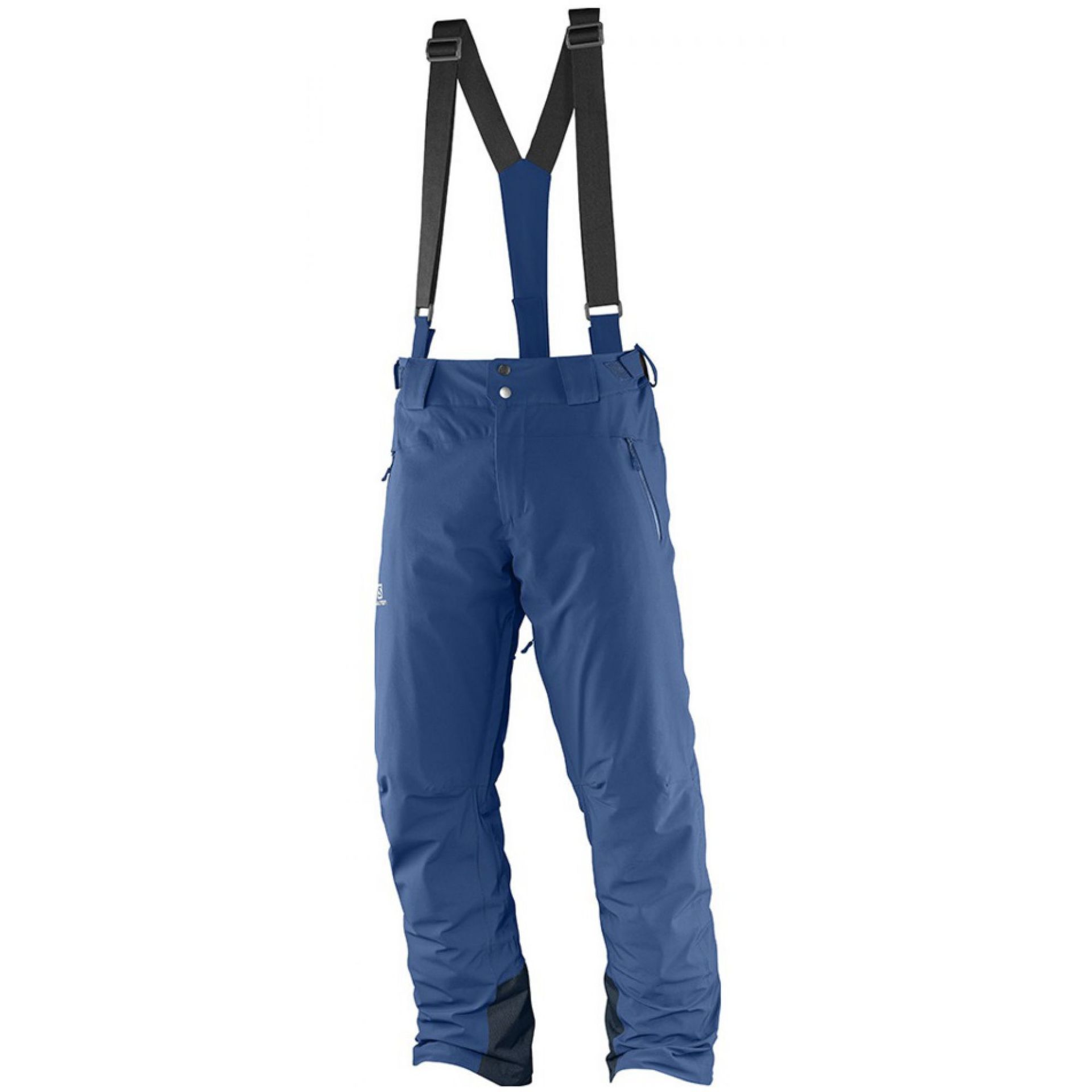 SPODNIE SALOMON ICEGLORY PANT MIDNIGHT BLUE