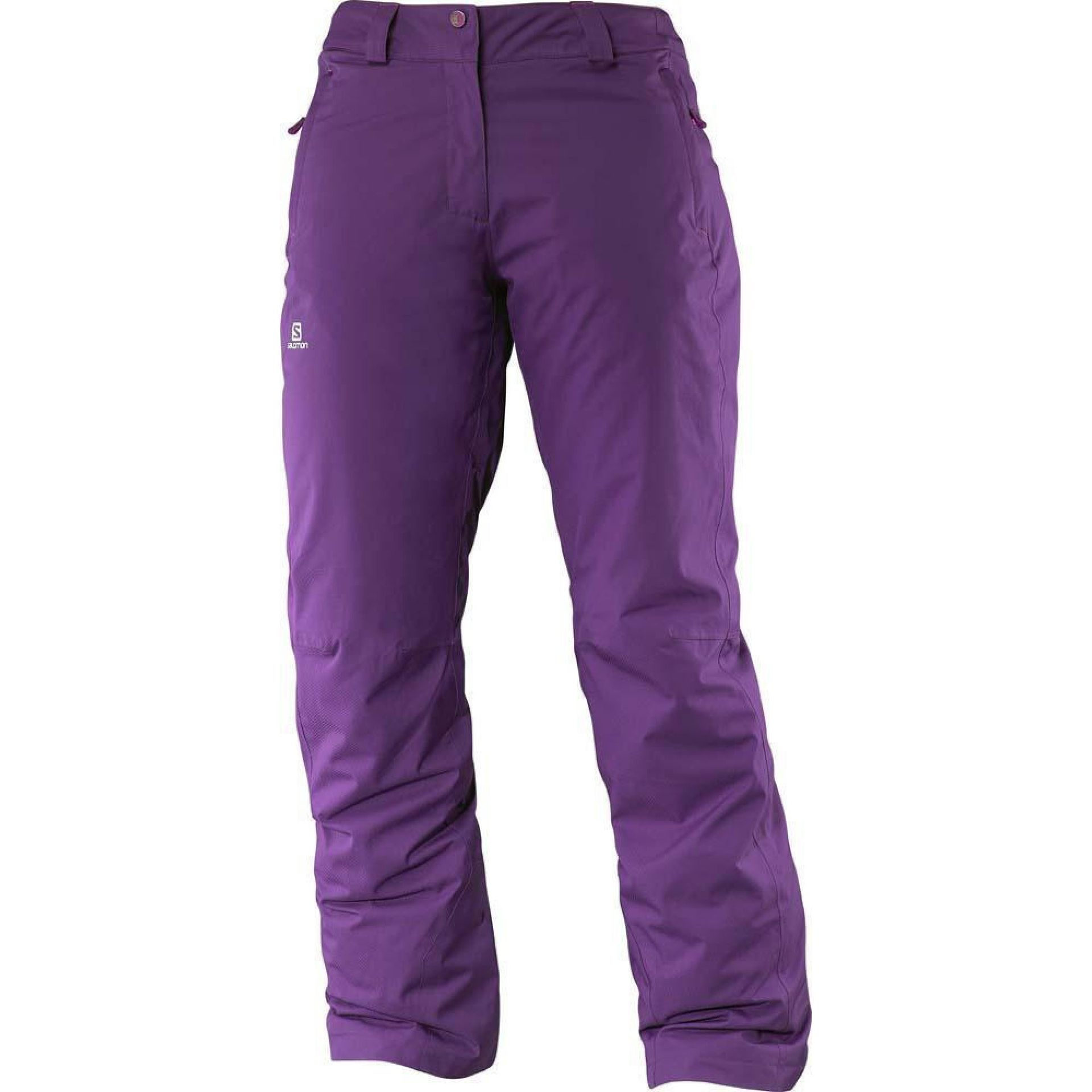 SPODNIE SALOMON IMPULSE PANT W COSMIC PURPLE