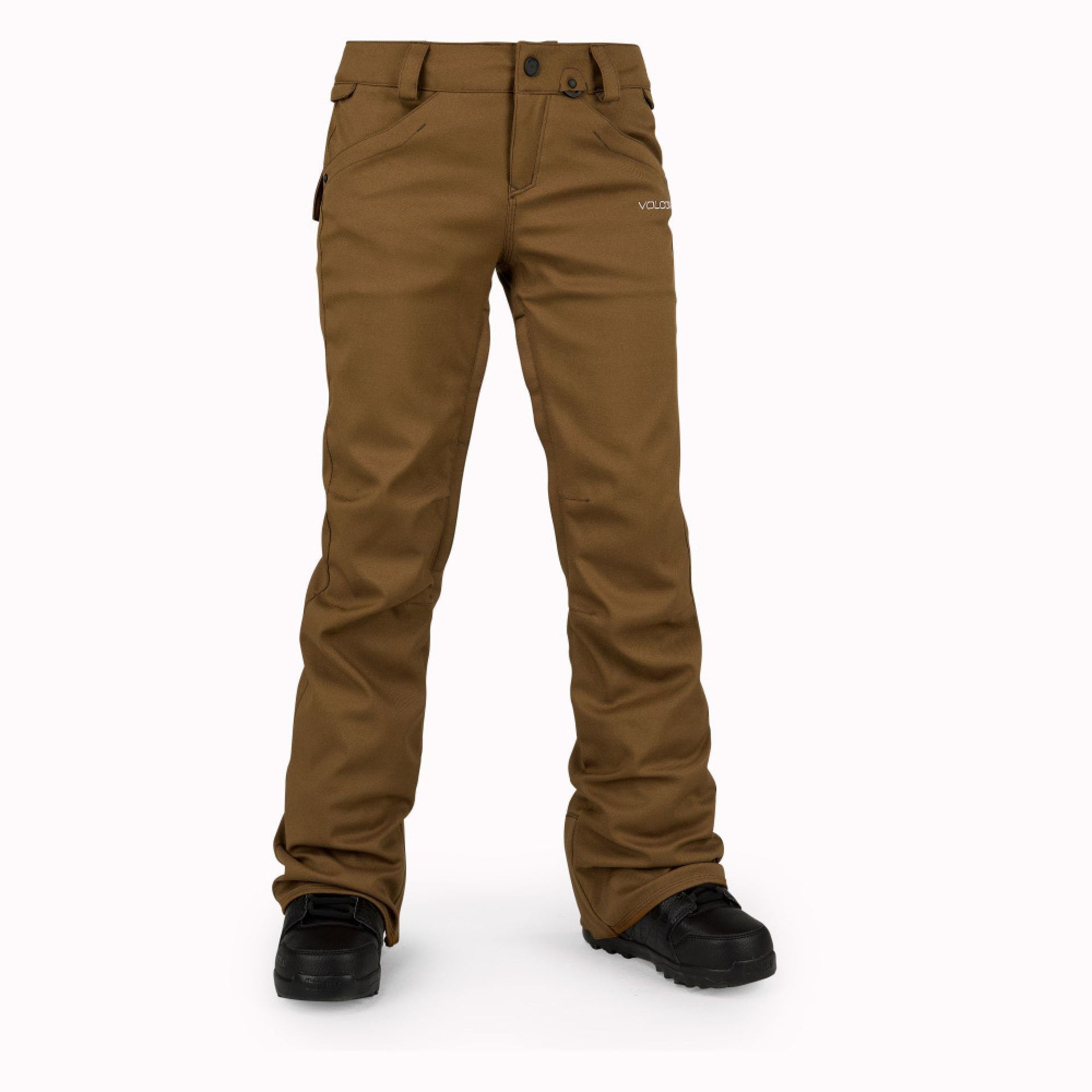 SPODNIE VOLCOM SPECIES STRETCH PANT COPPER