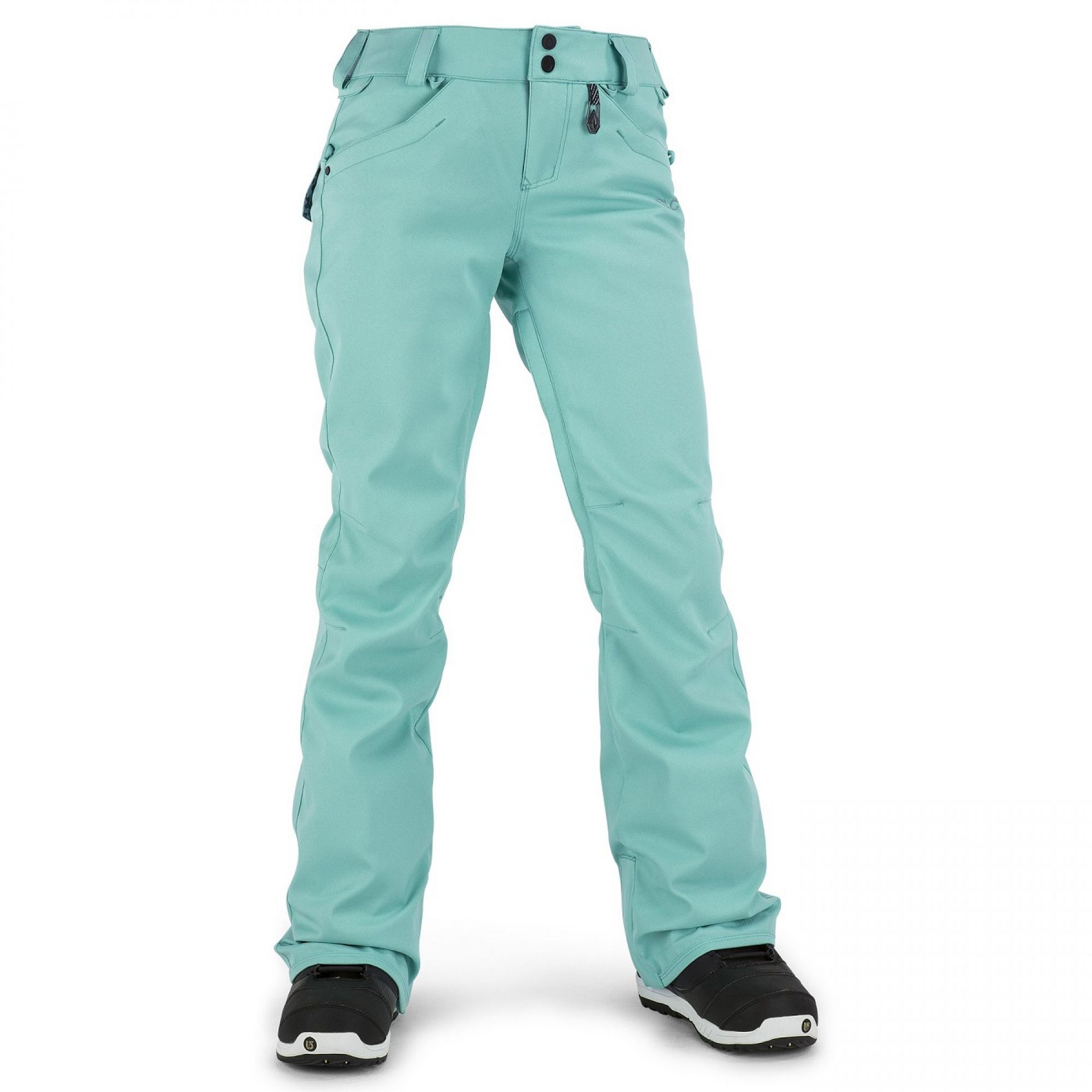 SPODNIE VOLCOM SPECIES STRETCH PANT GLACIER BLUE
