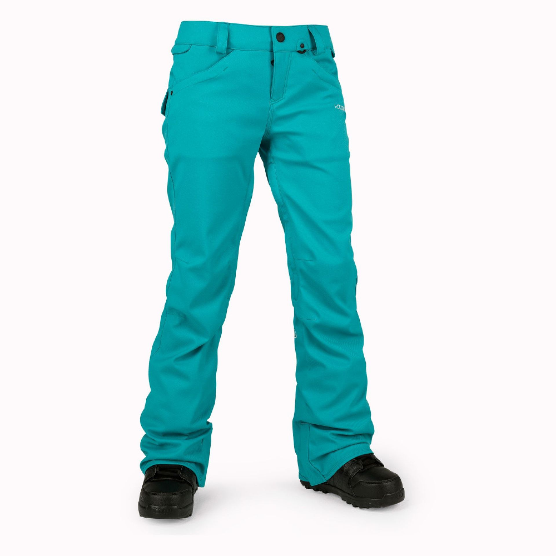 SPODNIE VOLCOM SPECIES STRETCH PANT TEAL