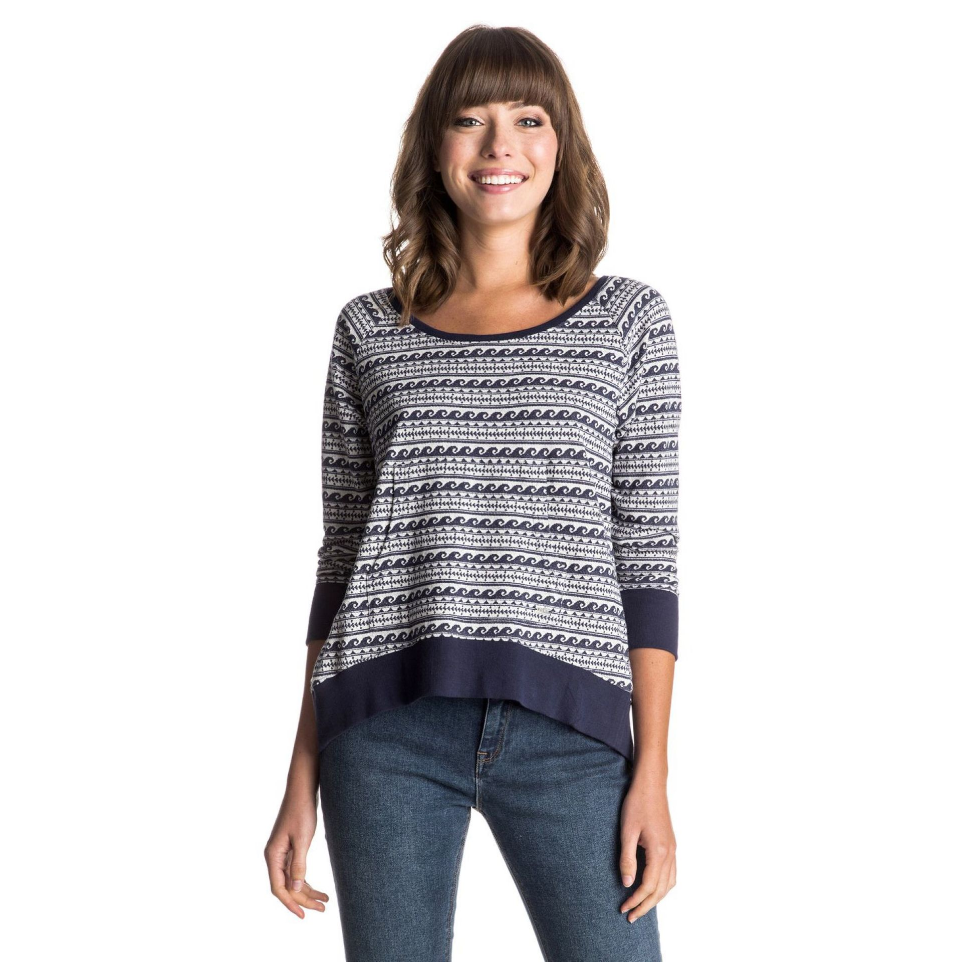 SWETER ROXY JAMAICA FAREWELL SWEATER