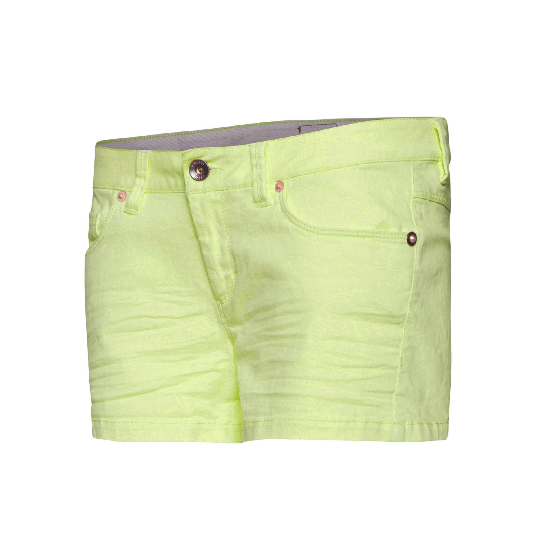 SZORTY ONEILL ISLAND WALKSHORTS SOLID LIME PUNCH