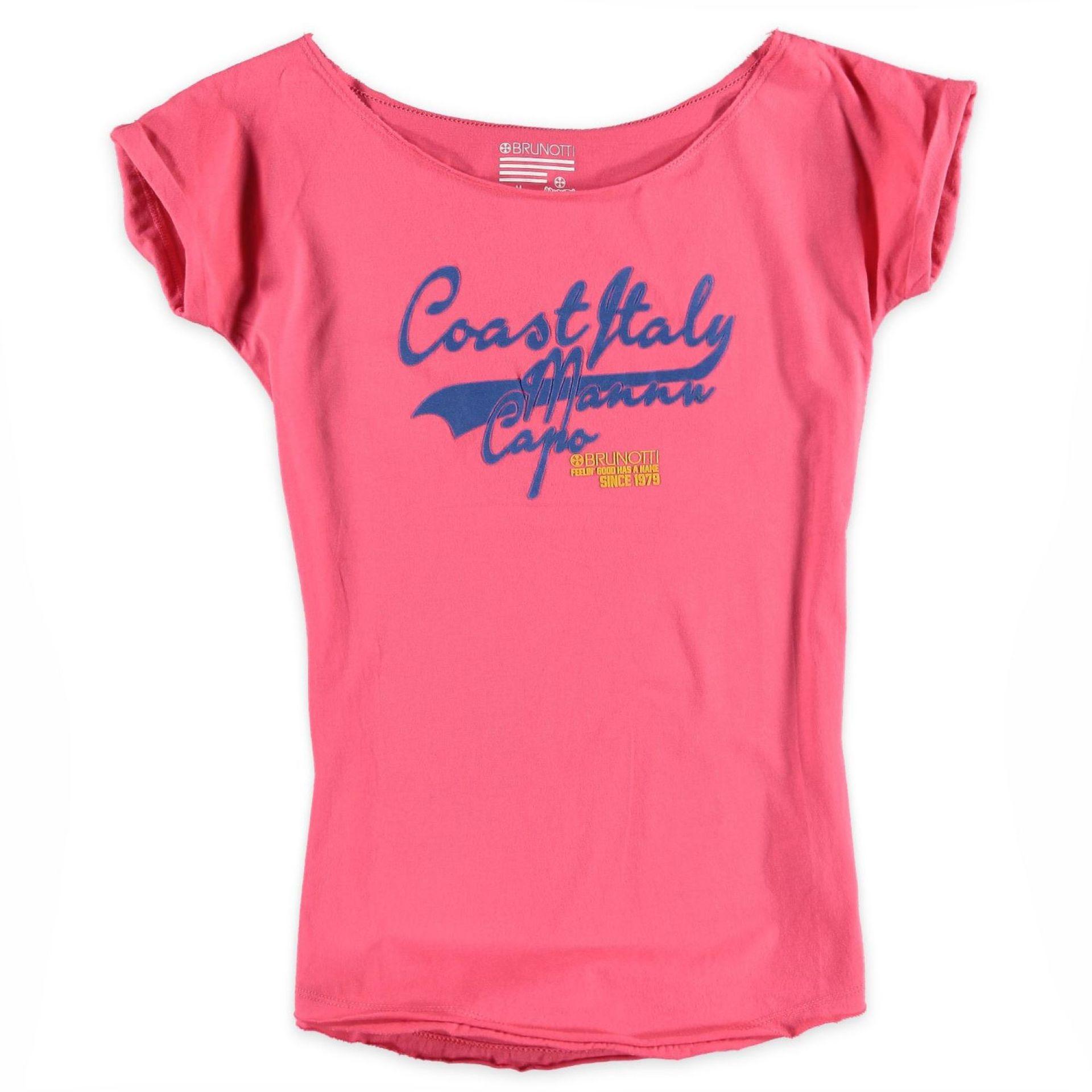 T-shirt Brunotti Babien Różowy