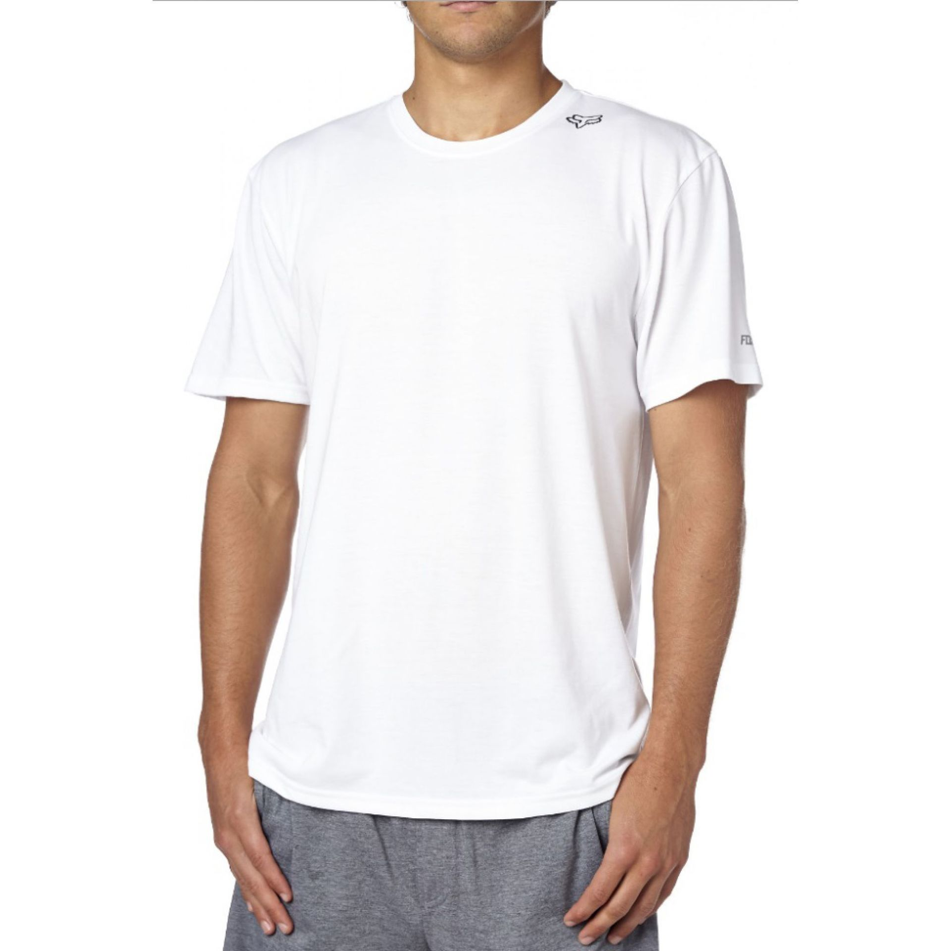 T-SHIRT FOXHEAD FLIP SHOT OPTIC WHITE