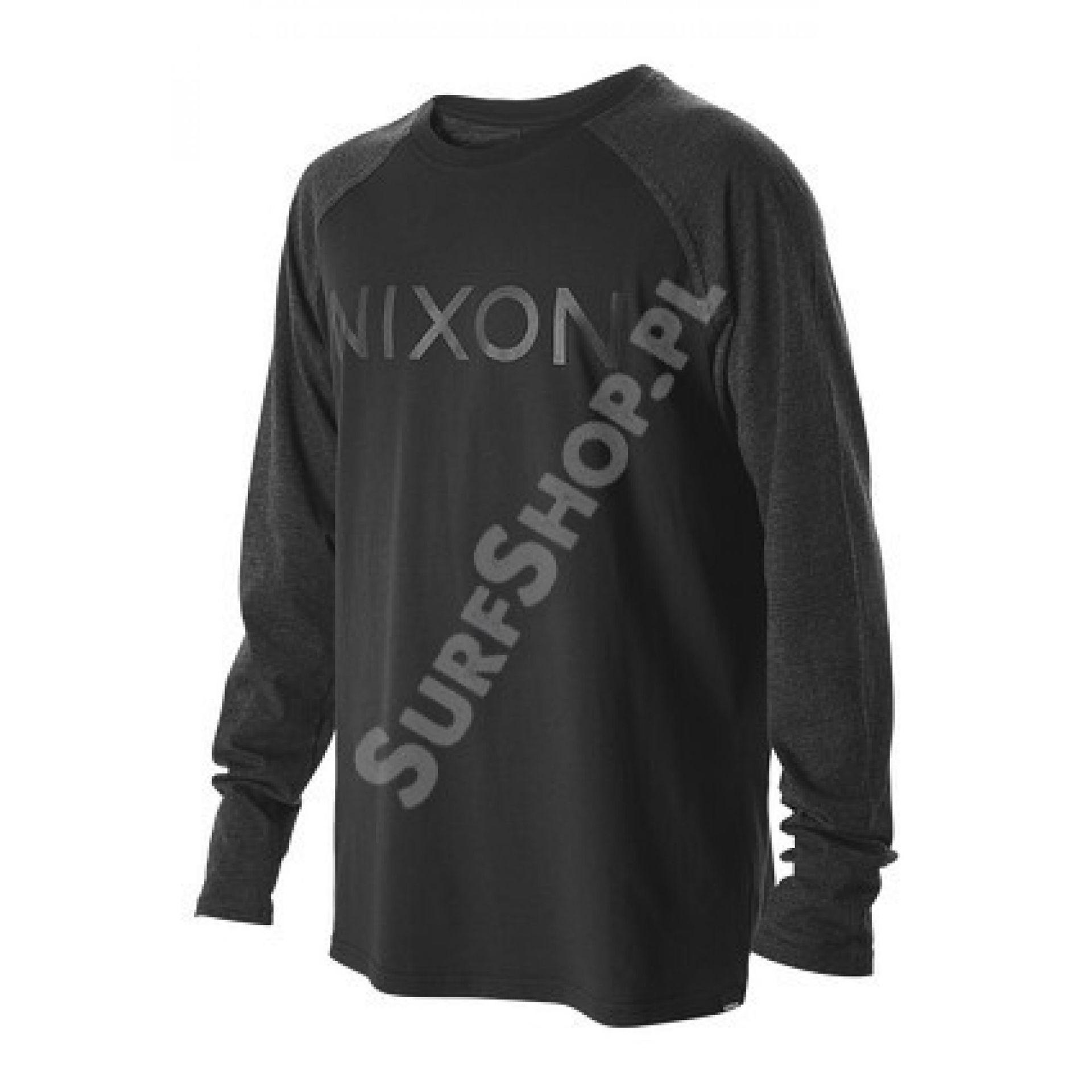 T-shirt Nixon Osborne czarny