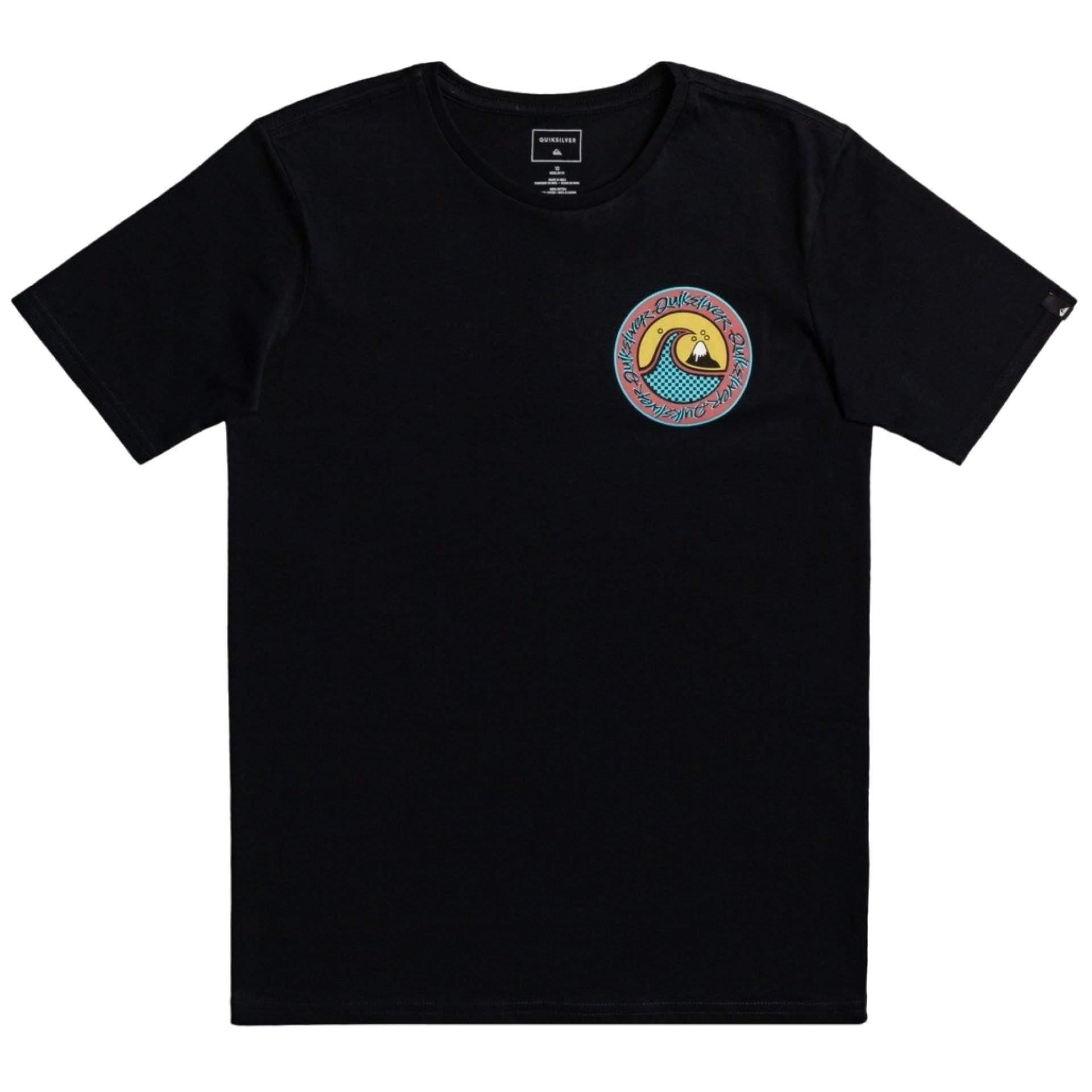 T-SHIRT QUIKSILVER ELECTRIC ROOTS YOUTH EQBZT04330 KVD0