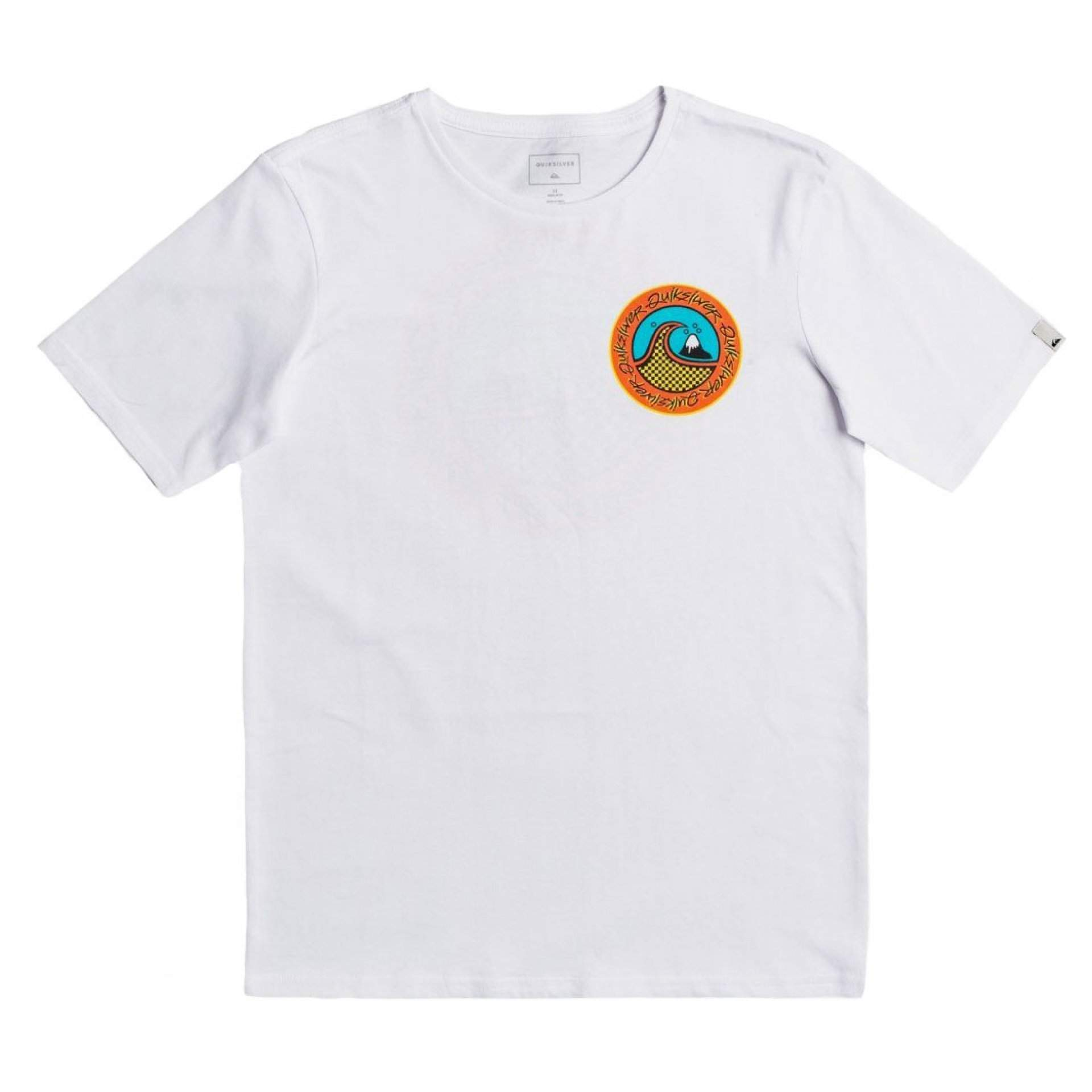 T-SHIRT QUIKSILVER ELECTRIC ROOTS YOUTH EQBZT04330 WBB0