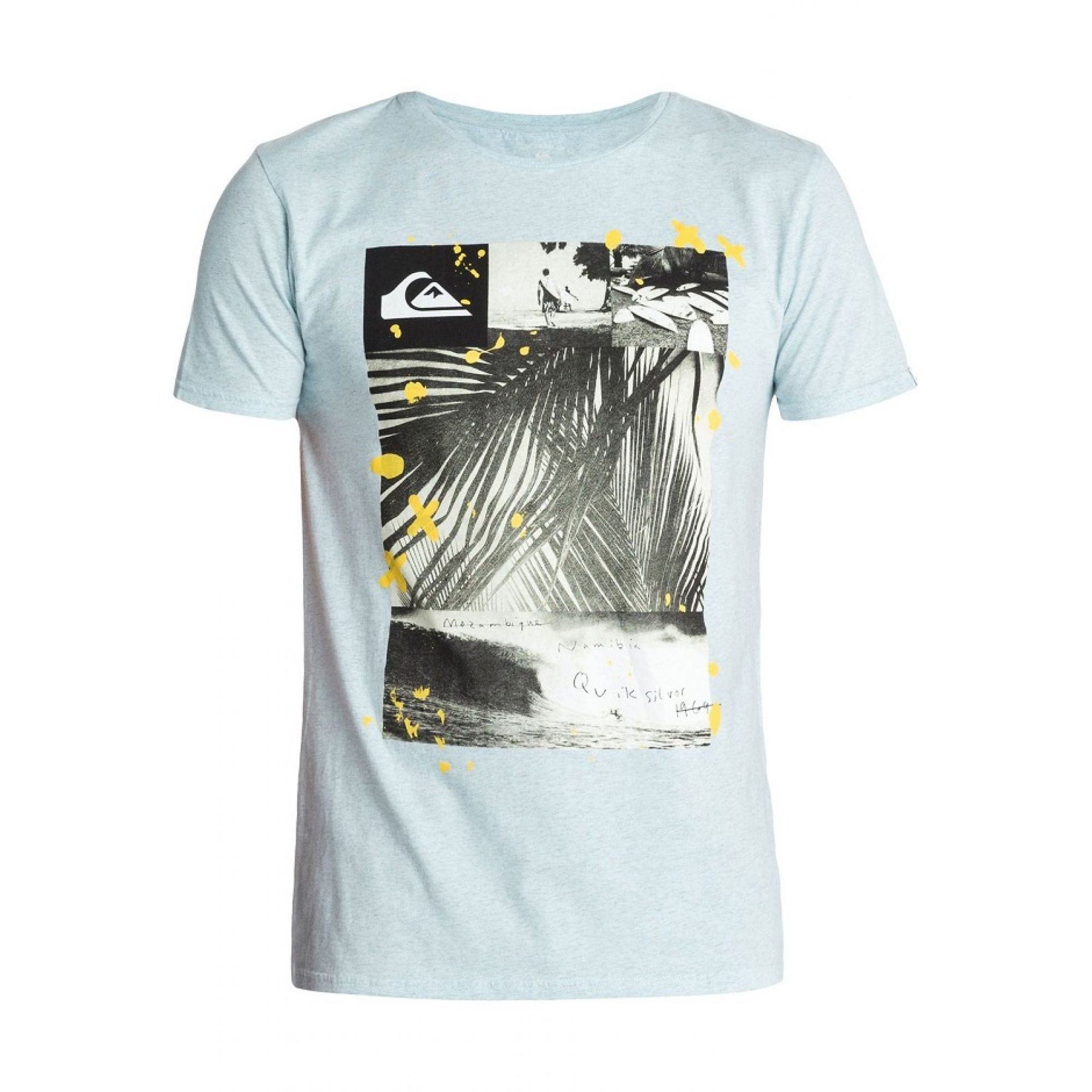 T-SHIRT QUIKSILVER MARLE