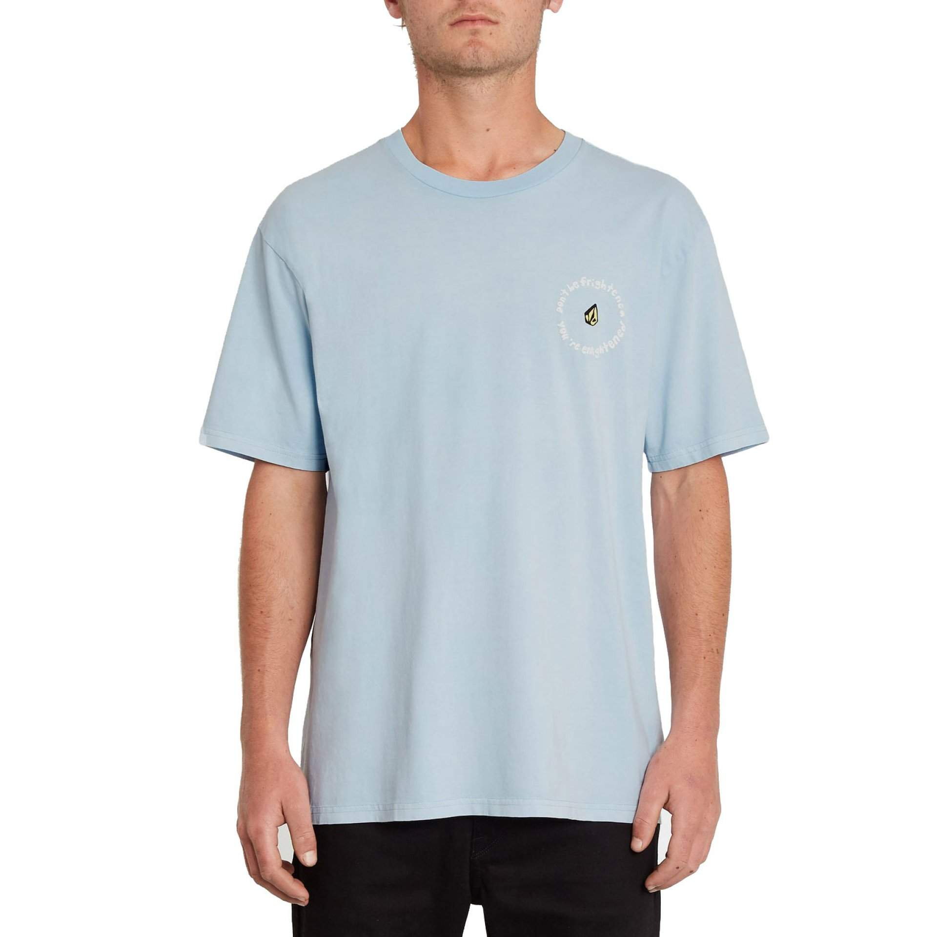 T-SHIRT VOLCOM OZZY WRONG A4312104 AETHER BLUE