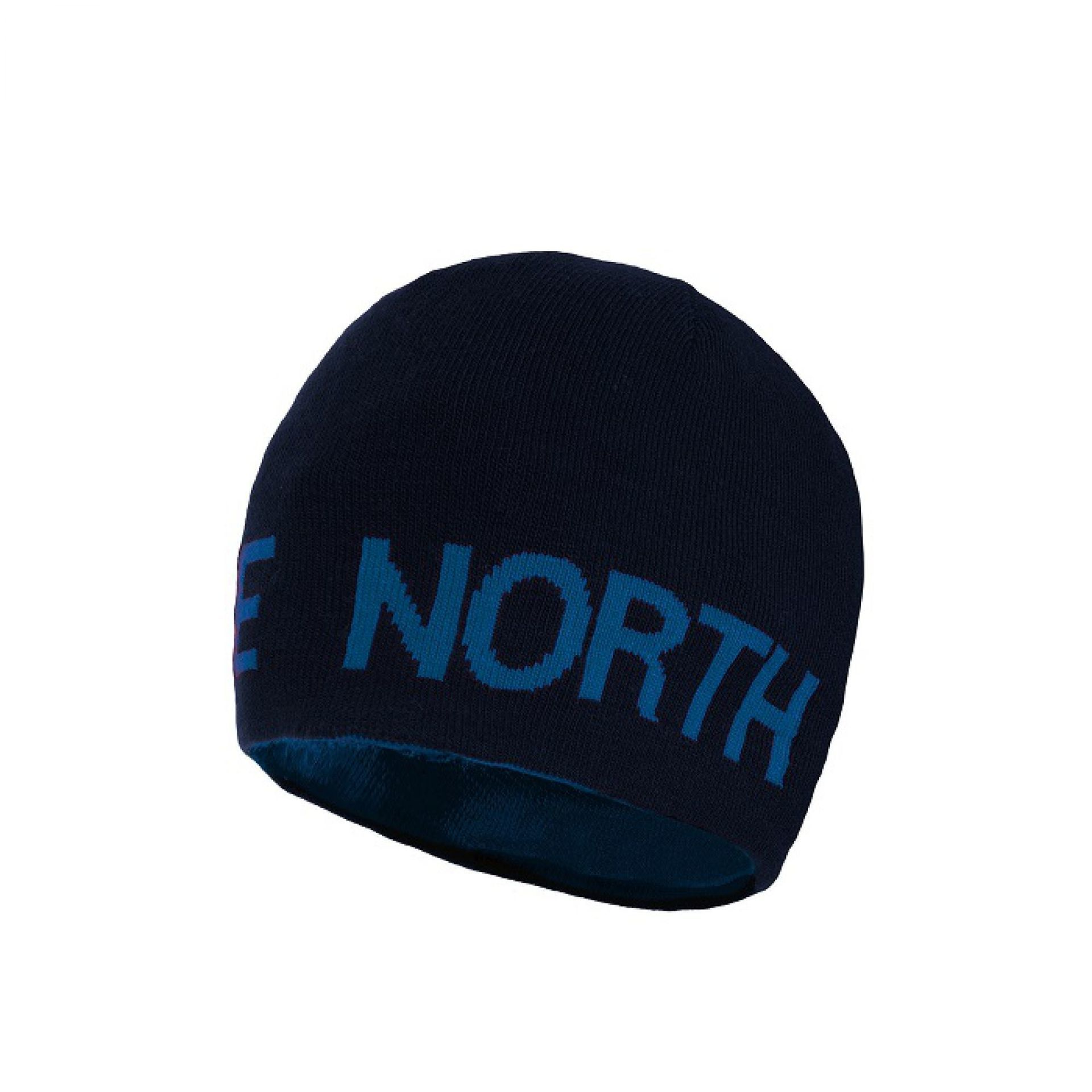 THE NORTH FACE REVERSIBLE TNF BANNER GRANATOWY|NIEBIESKI