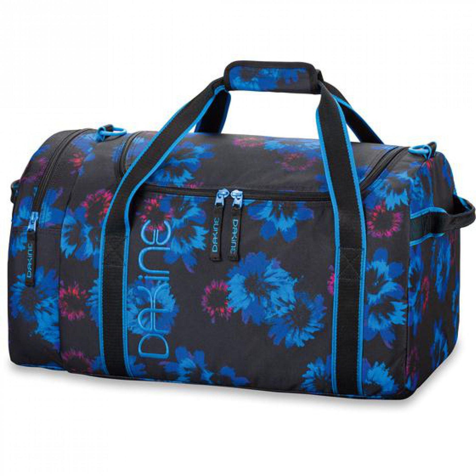 TORBA DAKINE EQ BAG 51L BLUE FLOWERS