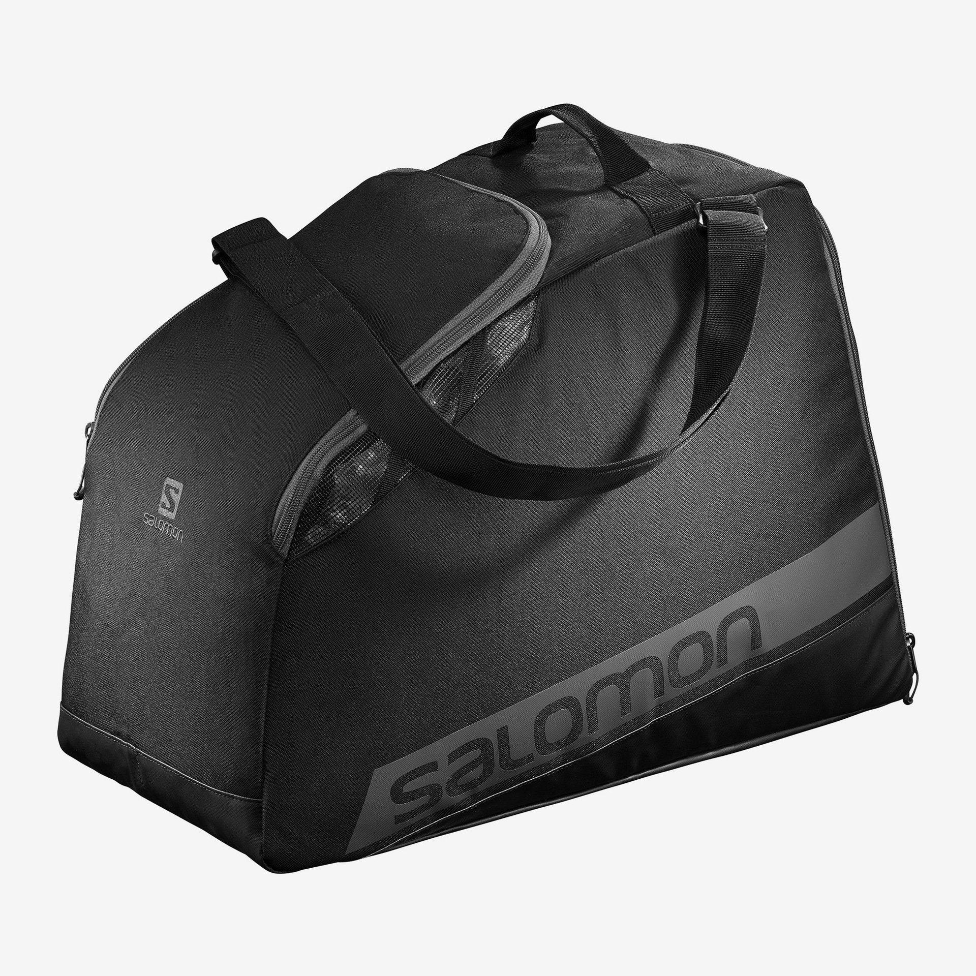 TORBA NA BUTY NARCIARSKIE SALOMON EXTEND MAX GEARBAG BLACK 120650