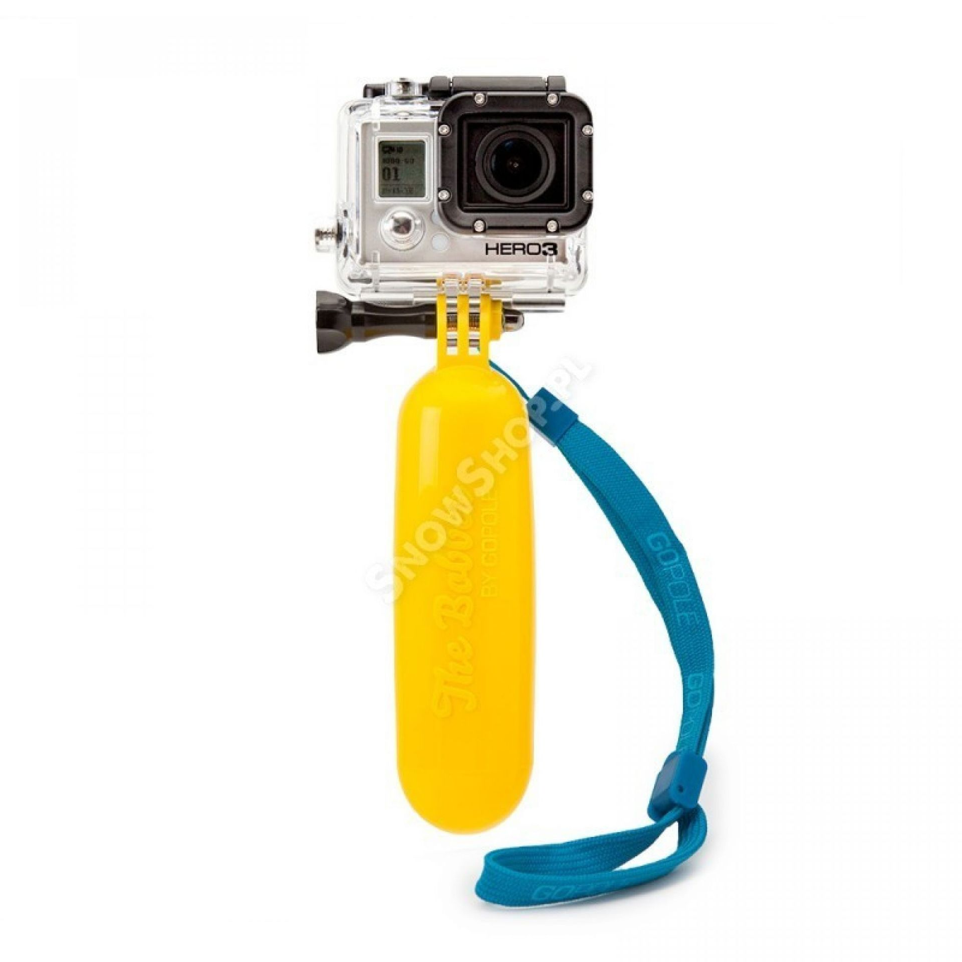 UCHWYT NIETONĄCY DO GOPRO GOPOLE THE BOBBER