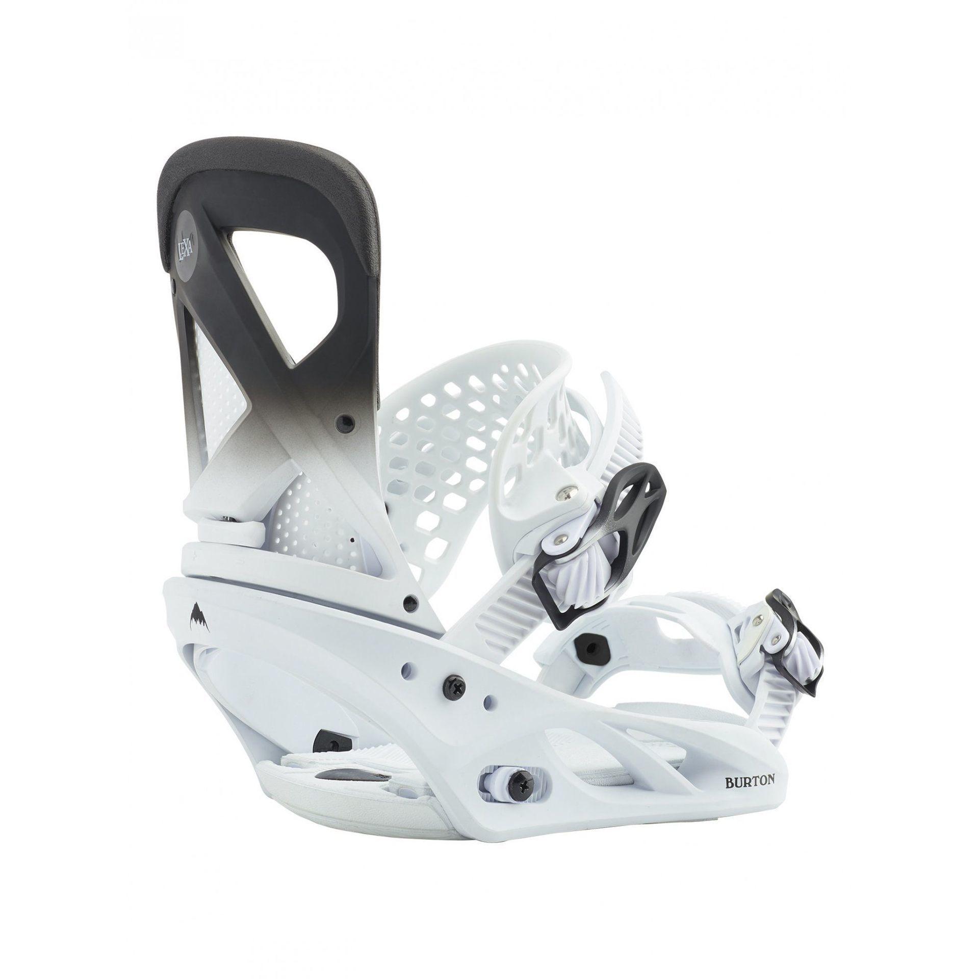 WIĄZANIA SNOWBOARDOWE BURTON LEXA FADE TO WHITE 105451-102 1