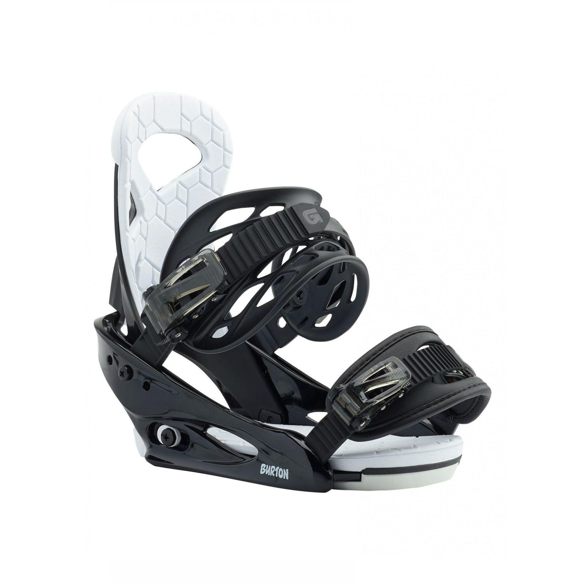 WIĄZANIA SNOWBOARDOWE BURTON SMALLS BLACK 105751-001 1