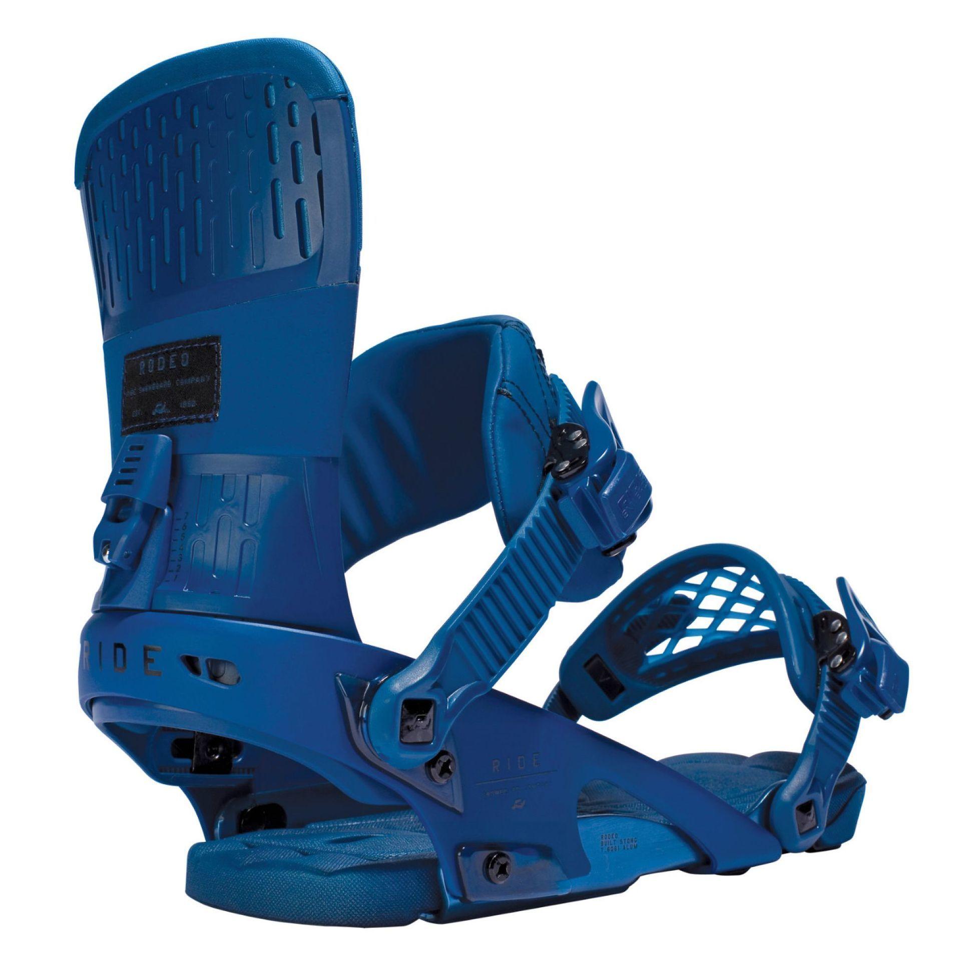 WIĄZANIA SNOWBOARDOWE RIDE RODEO BLUE