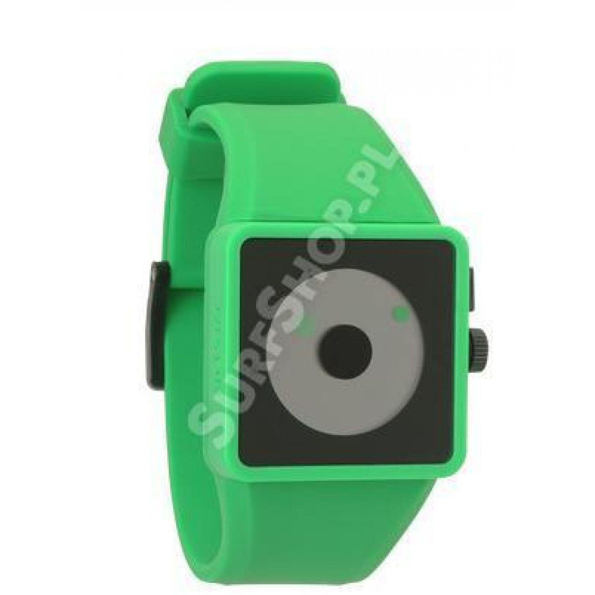 Zegarek Nixon Newton zielony 1