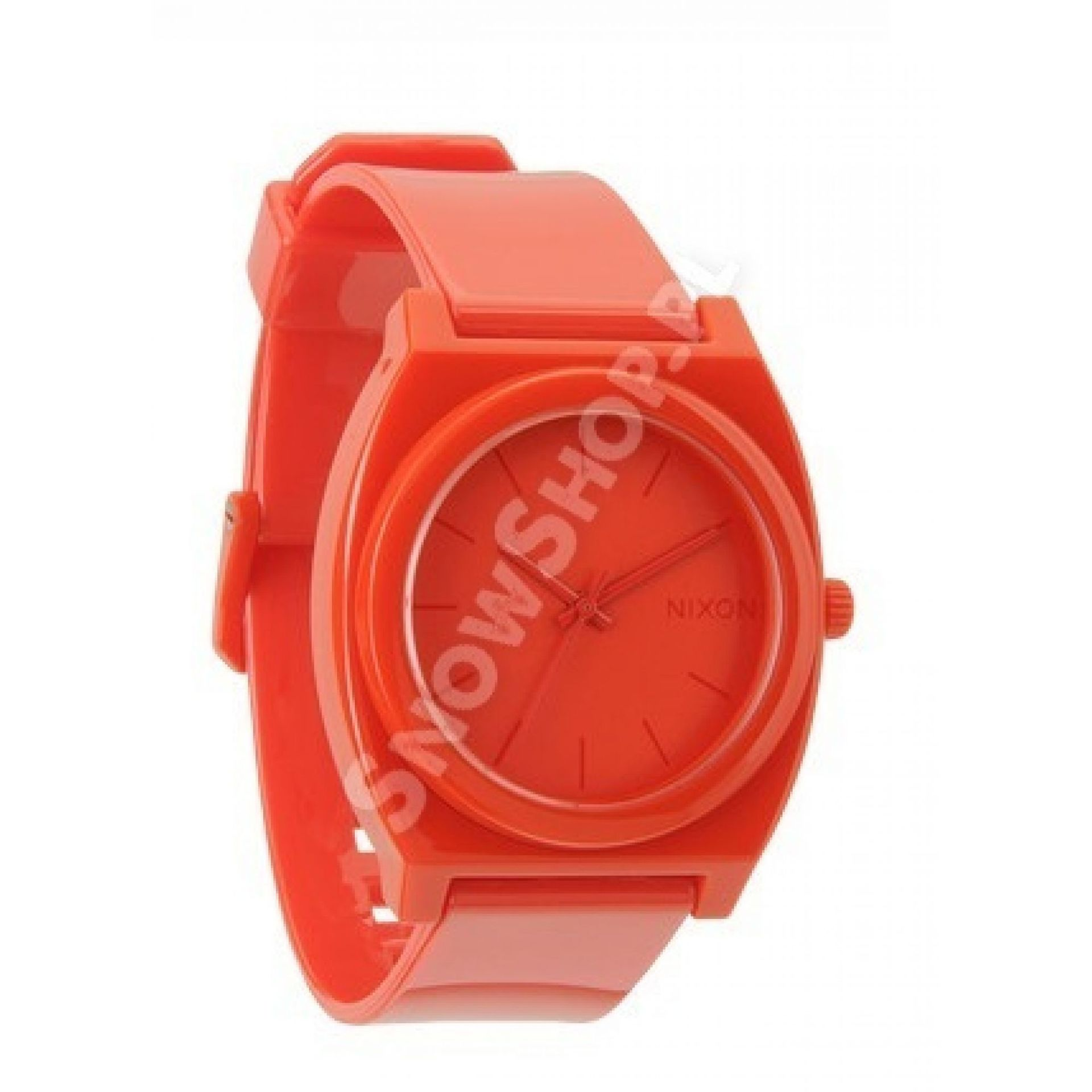 Zegarek Nixon Time Teller red
