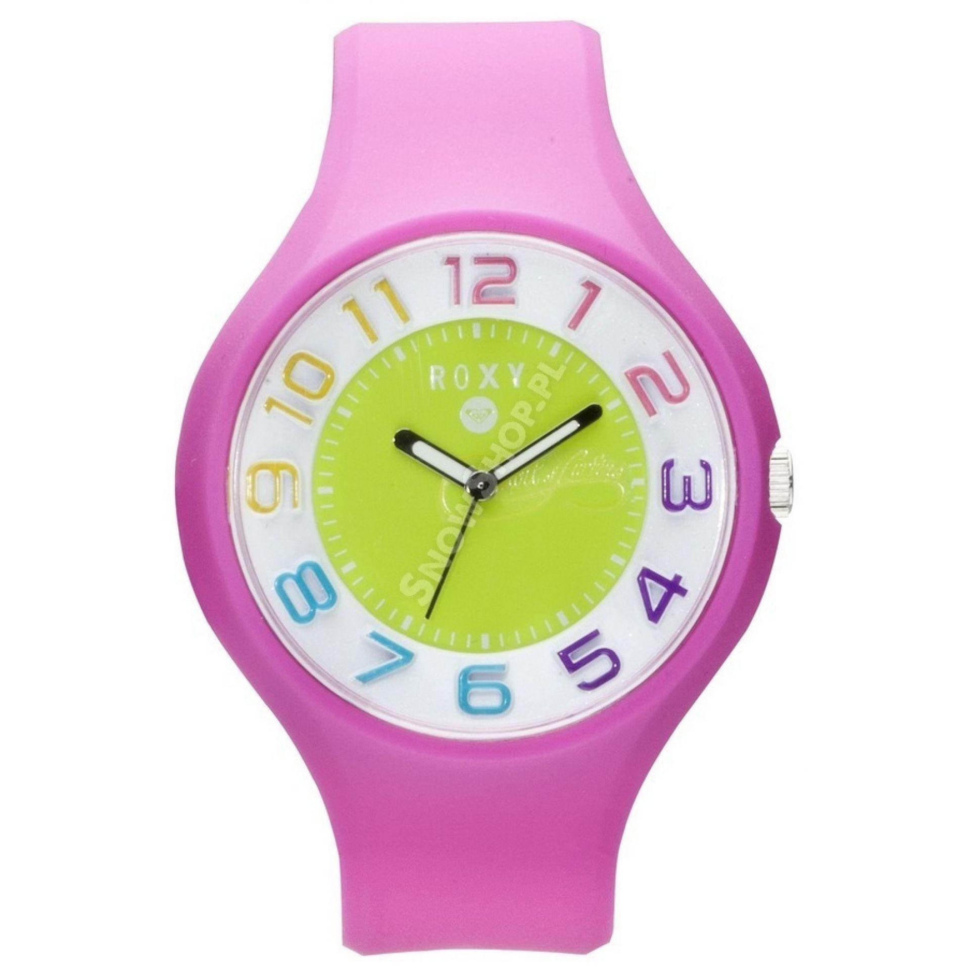 Zegarek Roxy Sundai różowy