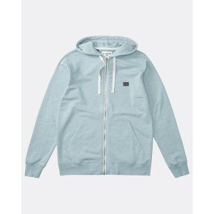 BLUZA BILLABONG ALL DAY ZIP 2019 NIEBIESKI