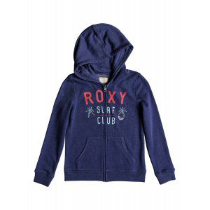 BLUZA ROXY  GIRLS 7-14 THE ENDLESS ROUND  2018 GRANATOWY