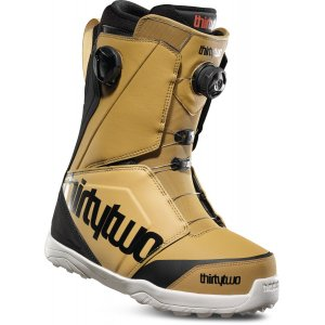 BUTY SNOWBOARDOWE THIRTYTWO LASHED DOUBLE BOA 2019 BEŻOWY