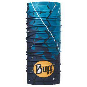 CHUSTA BUFF  HIGH UV PROTECTION HELIX OCEAN BLUE NIEBIESKI