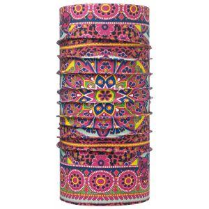 CHUSTA BUFF HIGH UV PROTECTION LENALA MAGENTA 2016 WIELOKOLOROWY