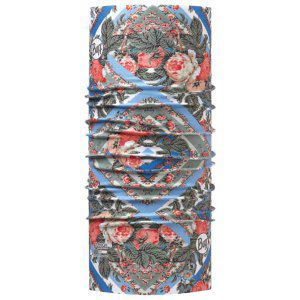 CHUSTA BUFF  HIGH UV PROTECTION STRIP ROSES MULTI WIELOKOLOROWY