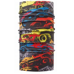 CHUSTA BUFF ORIGINAL JUNIOR MONSTER TRUCK 2016 WIELOKOLOROWY