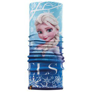 CHUSTA BUFF  POLAR CHILD FROZEN ELSA 2017 NIEBIESKI