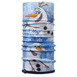 CHUSTA BUFF  POLAR CHILD FROZEN OLAF 2017 NIEBIESKI