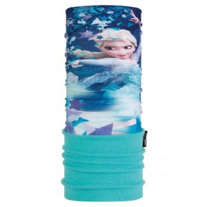 KOMIN BUFF POLAR US JR FROZEN ELSA BLUENIEBIESKI