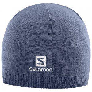 CZAPKA SALOMON SALOMON BEANIE 2018 GRANATOWY