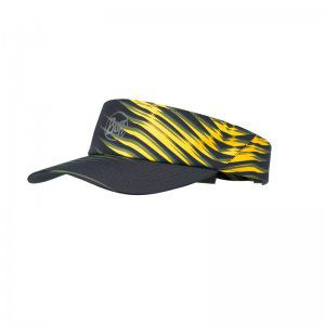 DASZEK BUFF  VISOR R-OPTICAL YELLOW  CZARNY|ŻÓŁTY