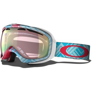 GOGLE OAKLEY ELEVATE BRAIDED BLUE|VR50 PINK IRIDIUM