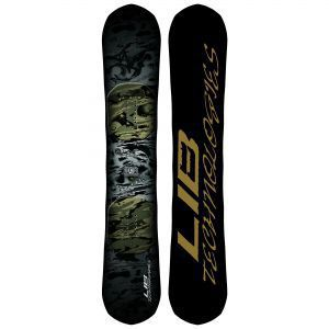 DESKA SNOWBOARDOWA LIB TECH DARK KNIFE HP 2016