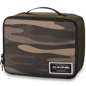 ETUI DAKINE  LUNCH BOX FIELD CAMO   BRĄZOWY