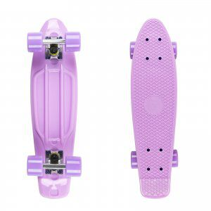 FISHBOARD FISH SKATEBOARDS CLASSIC FIOLETOWY