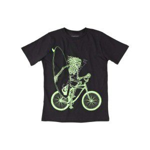 T-SHIRT QUIKSILVER BASIC TEE YOUTH 2012 T12 CZARNY