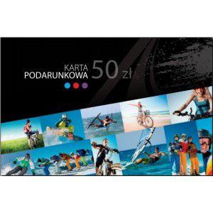 KARTA PODARUNKOWA 50 zł
