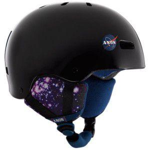 KASK ANON RIME SPACE CADET 2014 CZARNY