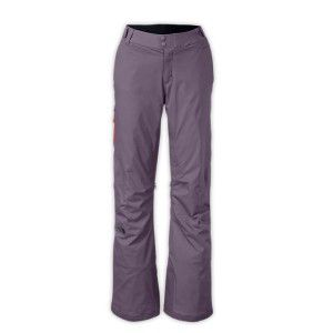 SPODNIE THE NORTH FACE  WOMEN'S BANSKO   SZARY