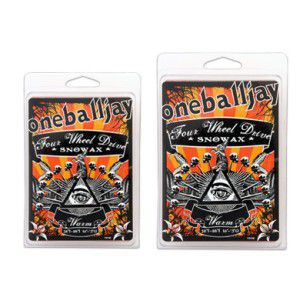 WOSK ONEBALLJAY 4WD WARM 0 DO -3 ST 2014 150G