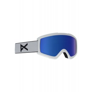 GOGLE ANON HELIX 2.0 2019 WHITE|SONAR INFRARED BLUE|AMBER