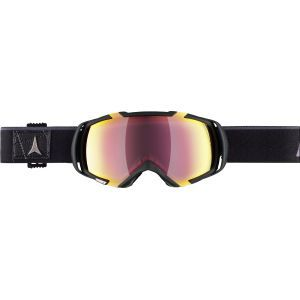 GOGLE ATOMIC  REVEL 3 M  2016 BLACK|LIGHT RED