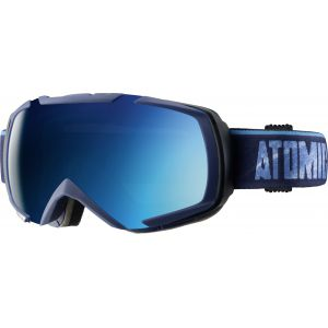 GOGLE ATOMIC REVEL ML 2017 DARK BLUE|BLUE
