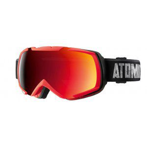 GOGLE ATOMIC REVEL ML 2017 RED|LIGHT RED
