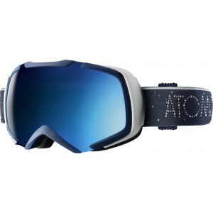 GOGLE ATOMIC REVEL S ML 2017 DARK BLUE|BLUE